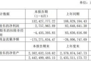 跨界卖白酒 虫草一哥青海春天中期净利润下滑96.66% ()