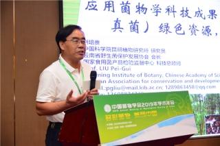 刘培贵:应用菌物学科技成果,挖掘野生菌(蘑菇)绿色资源,重建人类生命里程碑 (5)