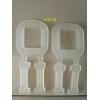 塑料材质环保手动打包扣供应