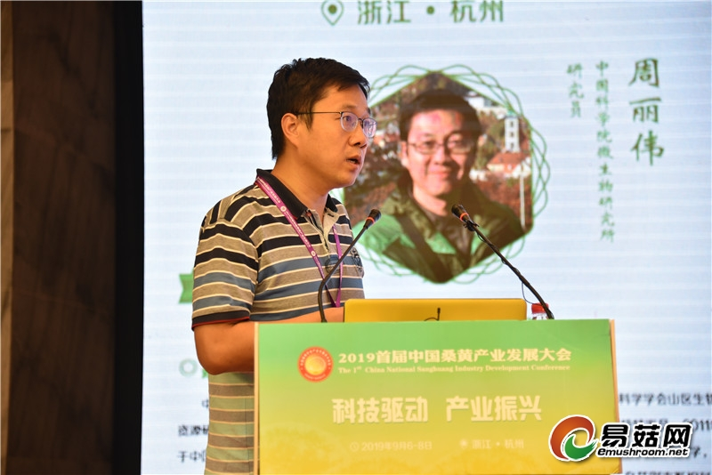 周丽伟:桑黄类真菌系统学及主要栽培种类初探