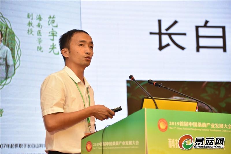 范宇光:长白山区桑黄资源及产业思考