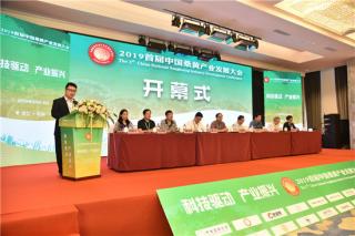 2019首届中国桑黄产业发展