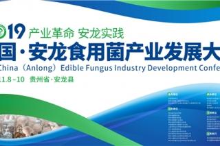 2019中國·安龍食用菌產業發展大會贊助方案