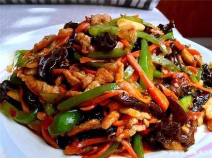 鱼香肉丝杏鲍菇:香味四溢,营养美味,忘不掉的美味