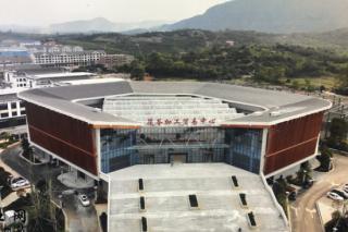 靖州:茯苓加工貿易中心預計11月中旬可全部投入使用 ()