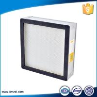 厦门众兴隆铝框高效过滤器H13无尘室专用有隔板高效过滤器
