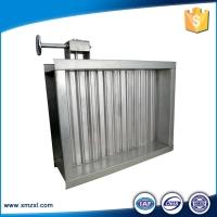 中央空调通风管道防火阀排烟阀 手动电动多叶对开风阀