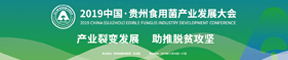 2019中国·安龙食用菌产业发展大会