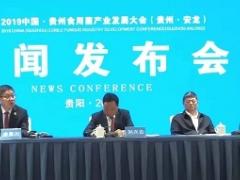 貴州日報:2019中國·貴州食用菌產業發展大會新聞發布會在貴陽舉行 ()