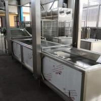 现货供应5000*800香菇气泡清洗机设备