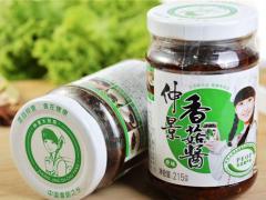 仲景香菇醬重啟IPO