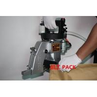 专业化工厂缝袋打包 气动防爆手提封包机