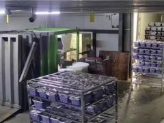 抗击疫情 中田在行动:捐赠30吨食用菌  现金55万 ()