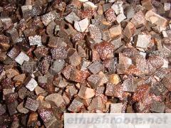 批發速凍黑塊菌規格0.5X0.5 韓國規格出口級別