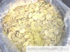 供应醋渍双孢蘑菇(切片)