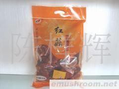 供应武夷山一级红菇(简易装)