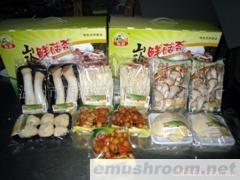 批发供应鲜食用菌,鲜秀珍菇,鲜菇1箱起批(图)